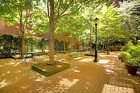 Patio at 250 South End Avenue