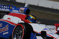 Sebastien Bourdais, Indy Grand Prix of Sonoma, Infineon Speedway, Sonoma, CA USA 8/28/2011