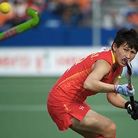 DEN HAAG - Rabobank Hockey World Cup<br /> 30 Argentina - China<br /> Foto:<br /> COPYRIGHT FRANK UIJLENBROEK FFU PRESS AGENCY