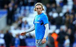Tom Davies of Everton - Mandatory by-line: Robbie Stephenson/JMP - 29/10/2017 - FOOTBALL - King Power Stadium - Leicester, England - Leicester City v Everton - Premier League