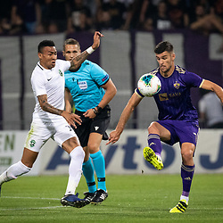 20190829: SLO, Football - UEFA Europa League Qualifications 2019/20, NK Maribor vs PFC Ludogorets