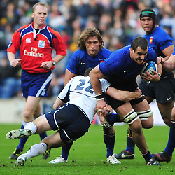 Scotland v France | RBS Six Nations Championship | 26 February 2012