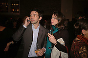 ELLIOT MACDONALD AND RUBY PLATTS-MILLS, Champagne reception celebrating 100 years of Chinese cinema  hosted by Hamish McAlpine of Tartan Films, Raising money for Care For Children, a foster care programme in China. Aspreys. New Bond St. London. 25 April 2006. ONE TIME USE ONLY - DO NOT ARCHIVE  © Copyright Photograph by Dafydd Jones 66 Stockwell Park Rd. London SW9 0DA Tel 020 7733 0108 www.dafjones.com