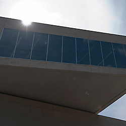 MAXXI museum in Rome : first exhibition - opening