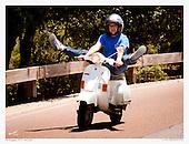 Vespe, Scooter e Quad a Santa Barbara