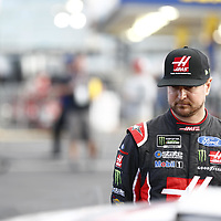 May 25, 2017 - Concord, NC, USA: Kurt Busch (41) hangs out on pit road prior to qualifying for the Coca Cola 600 at Charlotte Motor Speedway in Concord, NC.