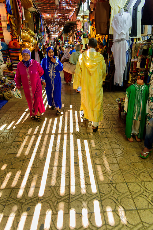 North Africa; Africa; African; Maghreb, Morocco; Moroccan; Marrakech; Medina, Souk, market,