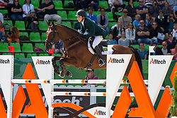 Gabriel Figueiredo Silva Cury, (BRA), Grass Valley - Jumping Eventing - Alltech FEI World Equestrian Games™ 2014 - Normandy, France.<br /> © Hippo Foto Team - Leanjo De Koster<br /> 31-08-14