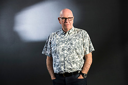 Quintin Jardine appearing at the Edinburgh International Book Festival<br /> <br /> Quintin Jardine is a Scottish author of three series of crime novels, featuring the fictional characters Bob Skinner, Oz Blackstone, and Primavera Blackstone.
