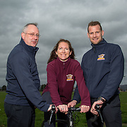 25.01.2017              <br /> Pictured at LIT for the launch of the 5th Annual Hurley Hoey Run/Walk/Cycle are Jimmy Browne, Vice President of LIT, Maeve Hoey, Chair, Hurley Hoey and Jackie Tyrrell, Former Kilkenny Hurling Captain.   <br />  The event takes place at 11am on Saturday March 11th at the Doora-Barefield GAA Grounds. Funds raised will go to Cliona&rsquo;s Foundation and Clare Haven.  <br />  Full details at www.hurleyhoey10km.com. Picture: Alan Place