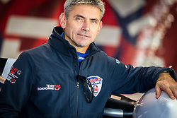 25.10.2014, Red Bull Ring, Spielberg, AUT, Red Bull Air Race, im Bild Paul Bonhomme, (GBR) während das Hangar Walks // during the Red Bull Air Race Championships 2014 at the Red Bull Ring in Spielberg, Austria, 2014/10/25, EXPA Pictures © 2014, PhotoCredit: EXPA/ M.Kuhnke