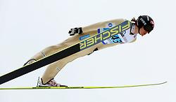 13.02.2013, Vogtland Arena, Kingenthal, GER, FIS Ski Sprung Weltcup, im Bild Tom Hilde, Norwegen // during the FIS Skijumping Worldcup at the Vogtland Arena, Kingenthal, Germany on 2013/02/13. EXPA Pictures © 2013, PhotoCredit: EXPA/ Eibner/ Ingo Jensen..***** ATTENTION - OUT OF GER *****