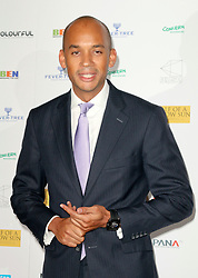 © Licensed to London News Pictures. 08/04/2014, UK. Chuka Umunna; Labour MP for Streatham, Half of a Yellow Sun Film Premiere, Odeon Streatham, London UK, 08 April 2014. Photo credit : Richard Goldschmidt/Piqtured/LNP
