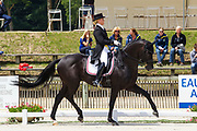 Anna Zibrandtsen - Detroit<br /> FEI European Dressage Championships for Young Riders and Juniors 2013<br /> © DigiShots