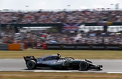 July 8, 2018 - Silverstone, Great Britain - Motorsports: FIA Formula One World Championship 2018, Grand Prix of Great Britain, .#77 Valtteri Bottas (FIN, Mercedes AMG Petronas Motorsport) (Credit Image: © Hoch Zwei via ZUMA Wire)