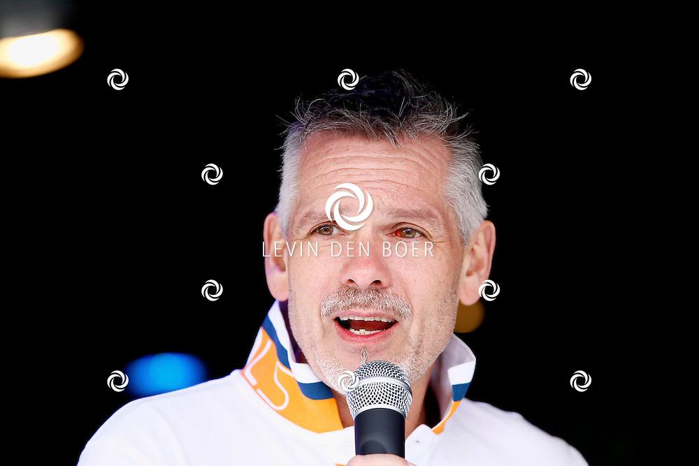 AMSTERDAM - Bij de hoofdsponsor Boretti is het nieuwe Sterrenfietsteam voor 2013 bekend gemaakt. Met op de foto