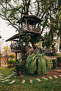 Tree house at Supanniga Home Boutique Hideaway