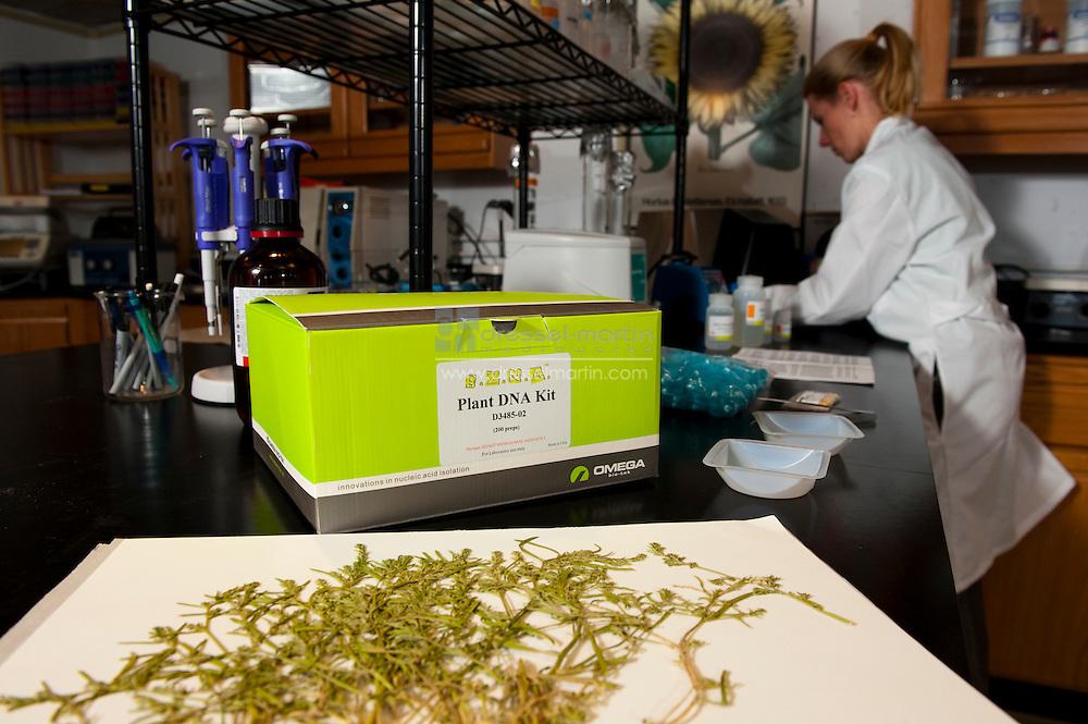 Denver Botanic Gardens   research dna