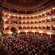 - Il Teatro Stabile  riconosciuto come Teatro Nazionale