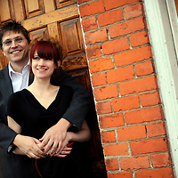 Melanie Maxwell | AnnArbor.comMartin and Kelly engagement photos