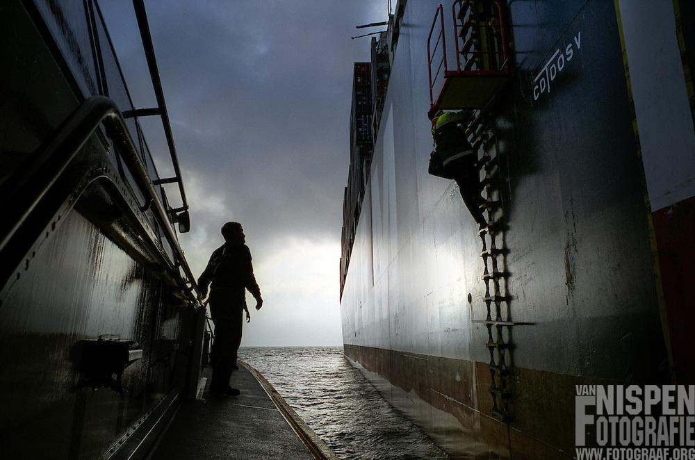 Beloodsing op Noordzee