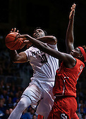 NCAA Basketball - Butler Bulldogs vs St John's Red Storm - Indianapolis, IN