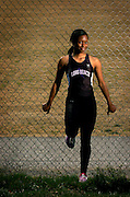 Long Reach senior long jumper Tiffani Long will be attending the University of Maryland with a full scholarship for track. She jumped 17 feet, 11 1/2 inches, at the Nike Indoor Nationals for high school athletes.