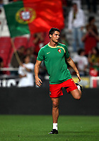 20091010: LISBON, PORTUGAL - Portugal vs Hungary: World Cup 2010 Qualifying Match. In picture: Cristiano Ronaldo. PHOTO: Carlos Rodrigues/CITYFILES