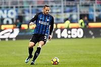 Inter-Chievo Verona - Serie a 15a giornata- Nella foto: Danilo D'Ambrosio - Inter