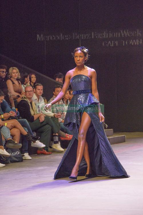 #MBFWCT17 Orapeleng Modutle Style Avenue. Mercedes Benz Fashion Week, Cape Town, 2017. Photo by Alec Smith/imagemundi.com