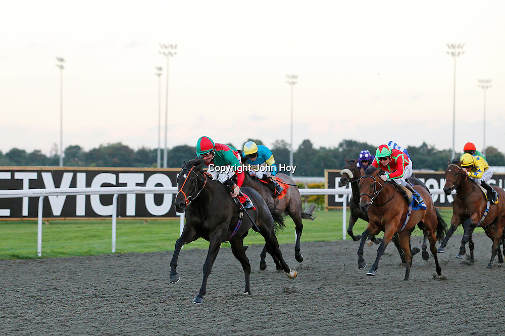 Appease and Richard Hughes winning the 6.40 race