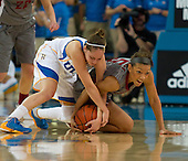 2013 UCLA vs Washington State womens basketball