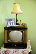 1950s television, Museum of East Anglian Life, Stowmarket, Suffolk