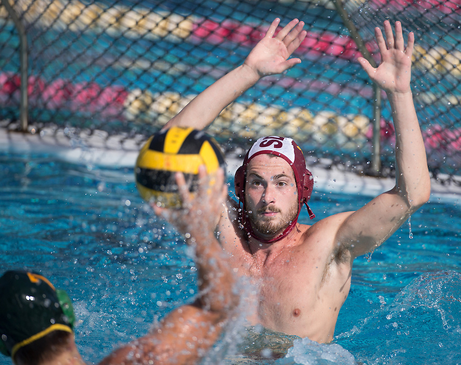 November 3, 2016; Saddleback vs Golden Coast at Orange Empire Conference Water Polo Championships at Saddleback College in Mission Viejo,CA <br /> &copy; photo by Catharyn Hayne/Sport Shooter Academy