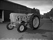 Tractor Dealers, Cornmarket, Dublin - Special of Porsche Tractor.09/09/1954