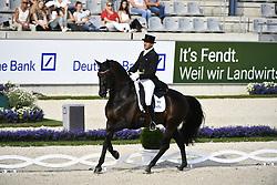 BOUTEN Matthias (GER), Meggle's Boston<br /> Aachen - CHIO 2019<br /> HAVENS Pferdefutter-Preis<br /> Grand Prix CDI4*<br /> 17. Juli 2019<br /> © www.sportfotos-lafrentz.de/Karl-Heinz Frieler