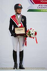 Klimke Ingrid, GER<br /> FEI European Eventing Championships Strzegom 2017<br /> © Hippo Foto - Eric Knoll