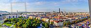 Danube City, Donaucity, DC-Tower, Vienna, Austria