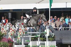 Gill Alex David, GBR, Irvington VDL<br /> Final 6 years  old Horses<br /> Zangersheide FEI World Breeding Jumping Championship 2018<br /> © Hippo Foto - Julien Counet