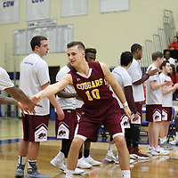 Men's Basketball:   Concordia Nebraska vs. Concordia University Chicago Cougars