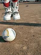 Football boots, UK 2005