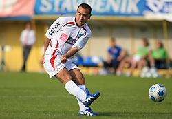 Sead Zilic at 33rd Round of PrvaLiga Telekom Slovenije 2008/2009 league match between NK Luka Koper and NK Labod Drava Ptuj, on May 9, 2009, in SRC Bonifika, Koper, Slovenia. Drava won 2:1. (Photo by Vid Ponikvar / Sportida)