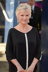 Julie Walters arrives for the BAFTA TV Awards at the Theatre Royal, London, United Kingdom. Sunday, 18th May 2014. Picture by Andrew Parsons / i-Images