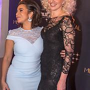 NLD/Scheveningen/20180124 - Musical Award Gala 2018, Ellen Evers en Nurlaila Karim