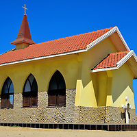 Alto Vista Chapel Near Noord, Aruba <br />