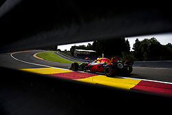 August 25, 2017 - Spa, Belgium - 03 RICCIARDO Daniel from Australia of Red Bull Tag Heuer during the Formula One Belgian Grand Prix at Circuit de Spa-Francorchamps on August 25, 2017 in Spa, Belgium. (Credit Image: © Xavier Bonilla/NurPhoto via ZUMA Press)
