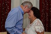 Nana and Poppie 50th anniversary