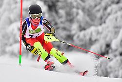 PEMBLE Mel, LW9-2, CAN, Women's Slalom at the WPAS_2019 Alpine Skiing World Championships, Kranjska Gora, Slovenia