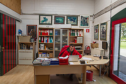 Van Hulle Pieter (BEL) - Manager Jewel Court Stud <br /> Jewel Court Stud - Wuustwezel 2012<br /> © Dirk Caremans