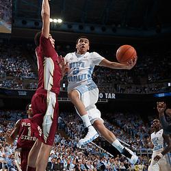 2013-03-03 Florida State at North Carolina basketball
